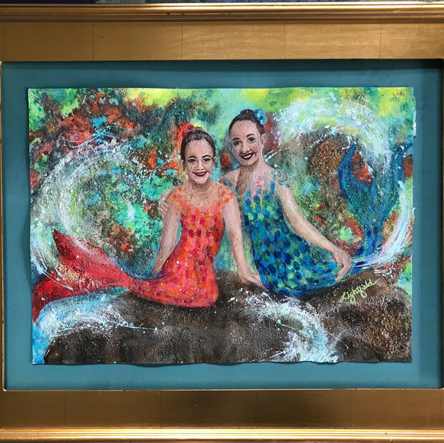 Commission Mermaids