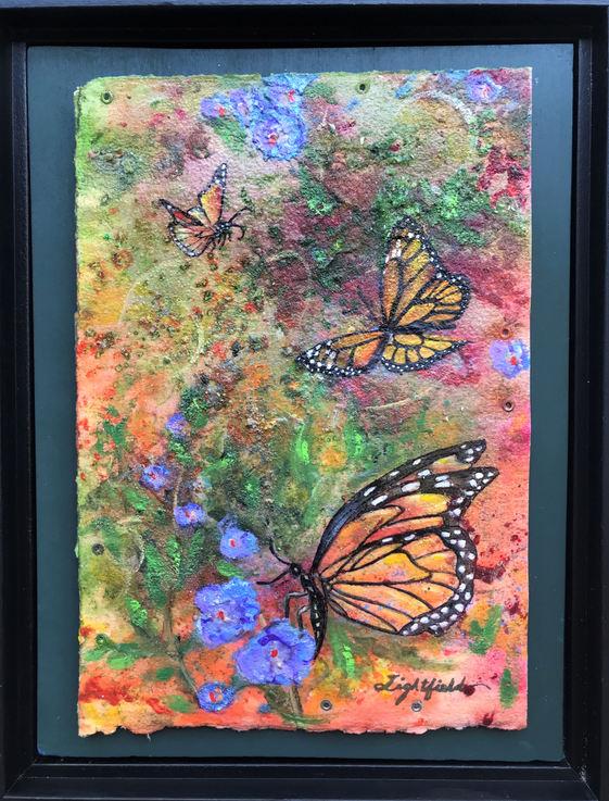 Flutterfly Trio, Sold