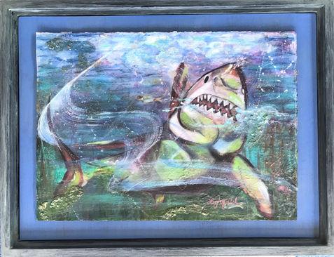 Shark Authority, $600