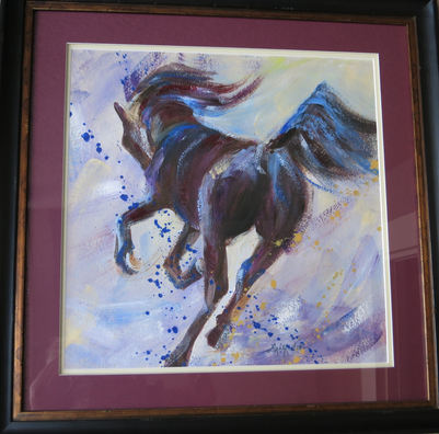 Fierce Fury, $550