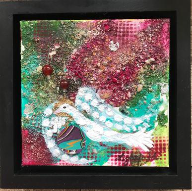Dove of Peace, $80