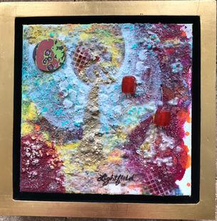 Joyful Heart, $125