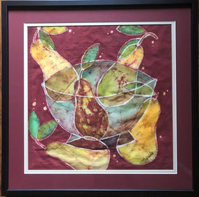 Pair of Pears and a Pear; $500