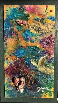 Deep Ocean Life; Sold