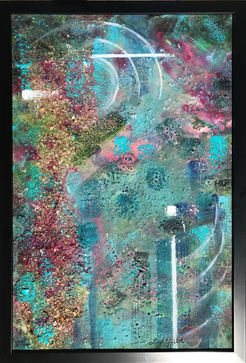 Ethereal - Vertical, $575