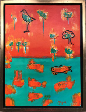 Feather, Fauna, Flora and Fin $450
