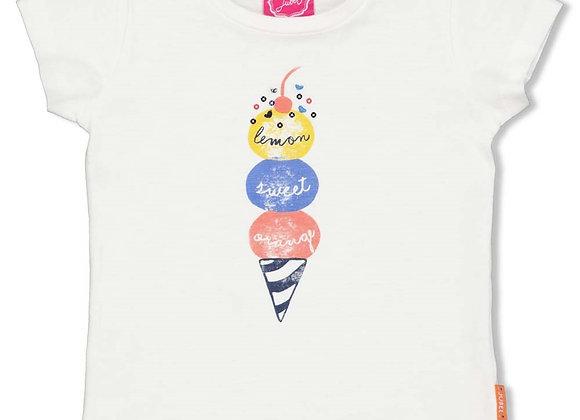 JUBEL T shirt  Sweet gelato