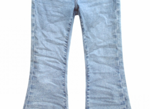 Your Wishes Denim Flared Jeans