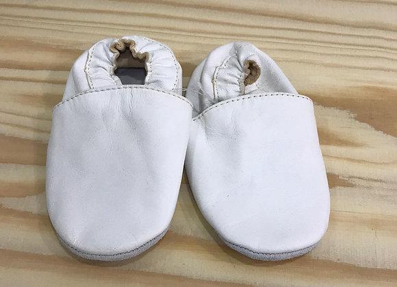 Babyslofje wit 12-18 maanden