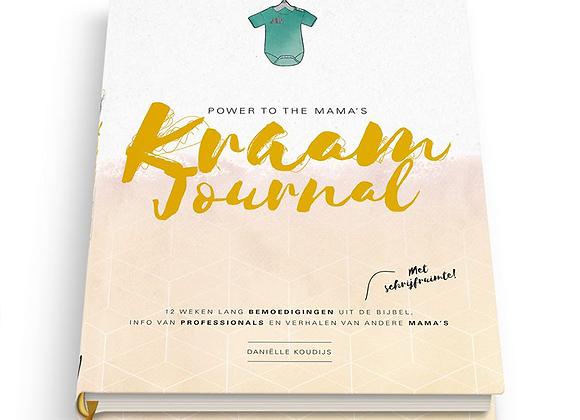 Power to the mama's Kraamjournaal- Daniëlle Koudijs