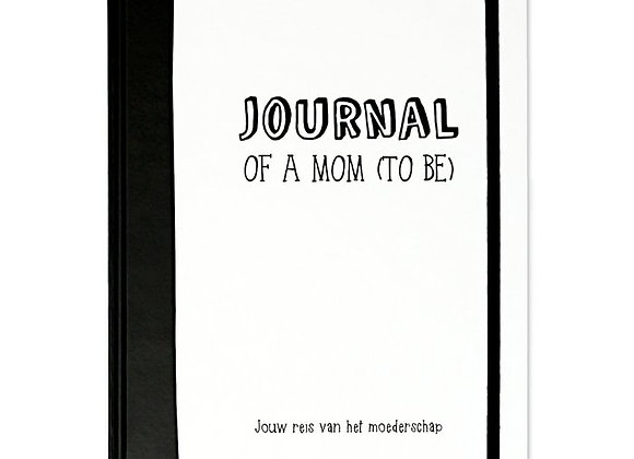 Oh My Goody- Journal of a Mo ( to be) invulboek