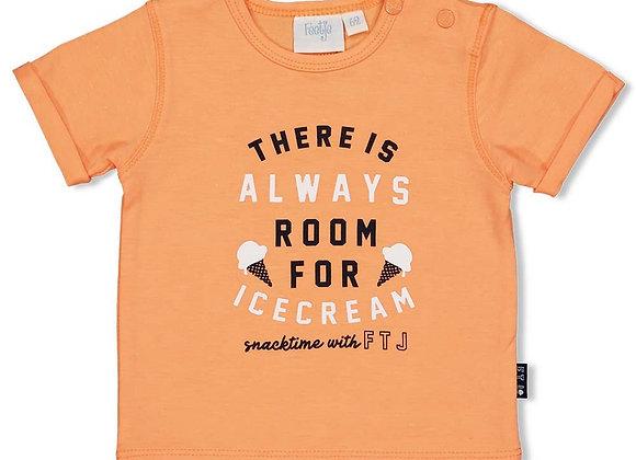Feetje T shirt Always- Team Icecream