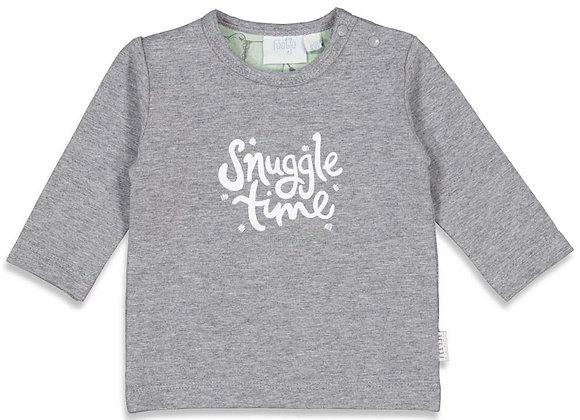 Feetje Longsleeve Snuggle- Animal Friends