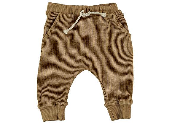my Little COZMO Tim waffled Pants