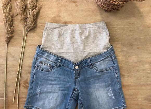 Mamalicious Jeans short