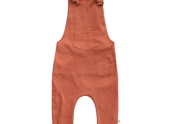 Your Wishes Rib Terra Dungaree