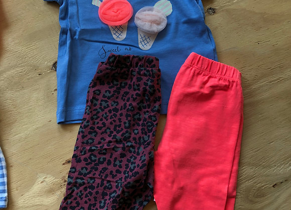 Baby girl set 49 maat 62