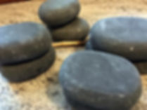 Paolo G.Bianch bambu' e hot stone massage
