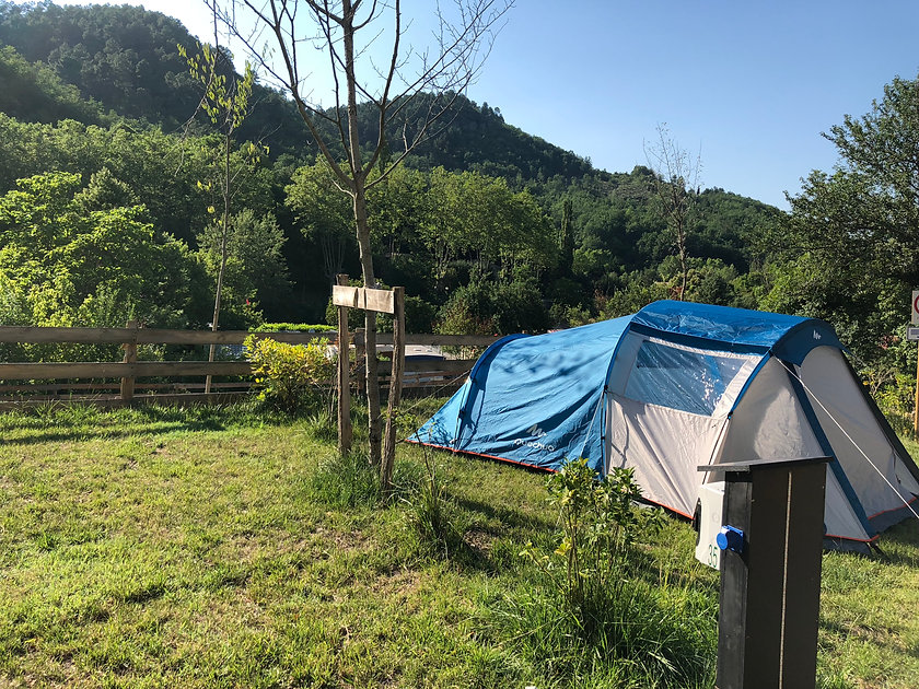 Aude pays cathare camping