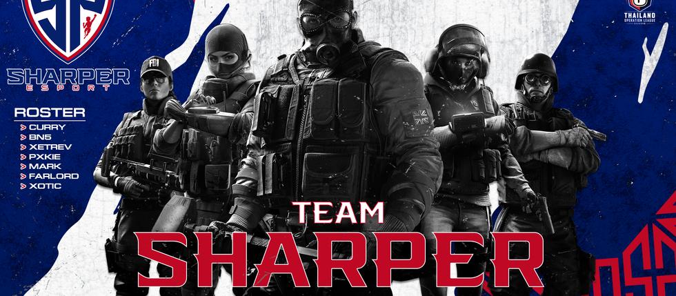 Sharper.R6 ลุ้น Play-off หลังสองเกมล่าสุดยังไม่ได้ชัยชนะ !