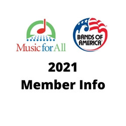 2021 Member Info
