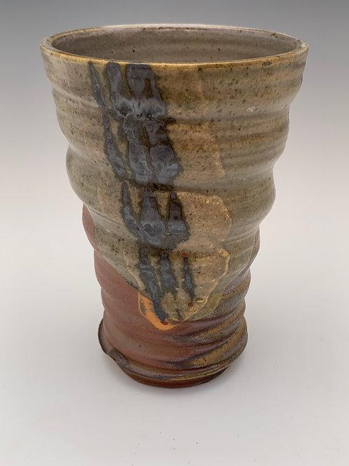Woodfired Stoneware Tumbler #12-16