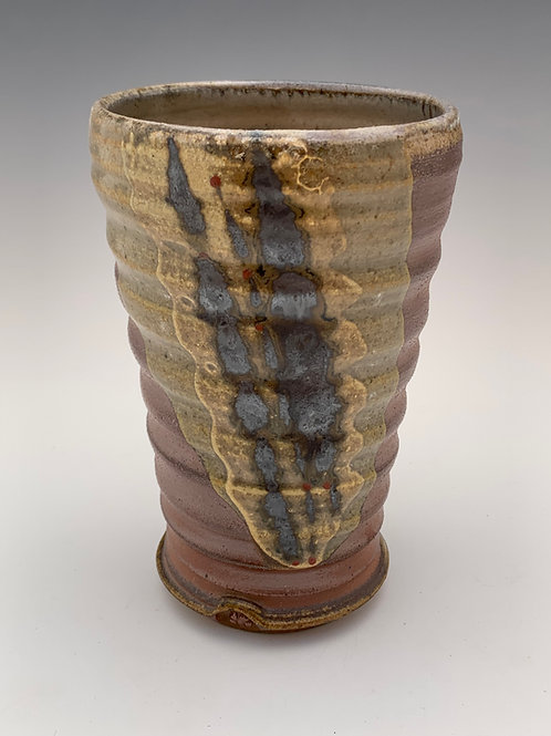 Woodfired Stoneware Tumbler #11-14