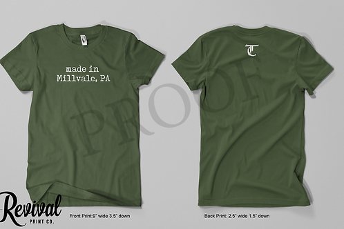 Ton Pottery T-Shirts