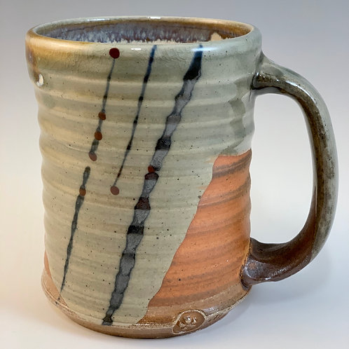 Large Woodfired Mug