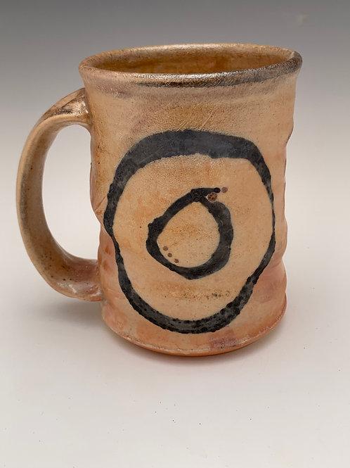 Woodfired Porcelain Mug #5- 12oz