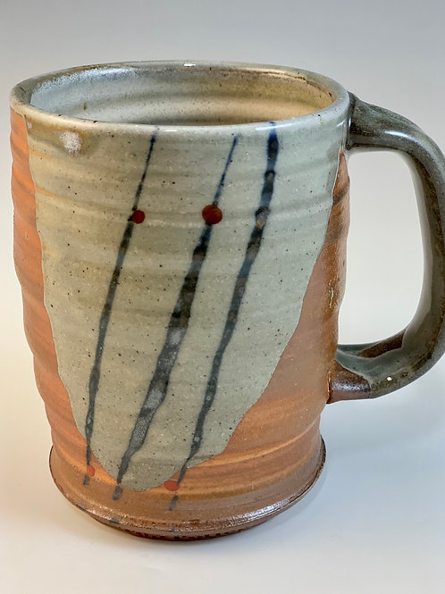 Large Woodfired Mug
