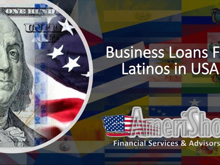 Loans for Latino Business Owners.