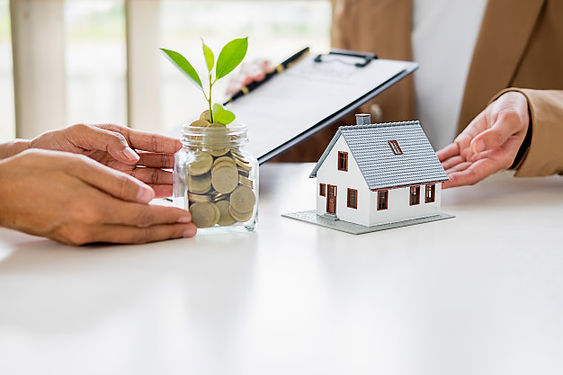 saving-money-invest-house-property-futur