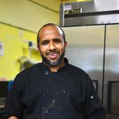 Shariif of Kadija's Cafe