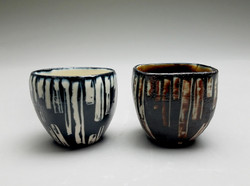 Basalt Column Short Cups