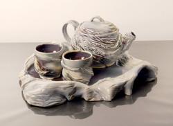 Glacial Teapot Set