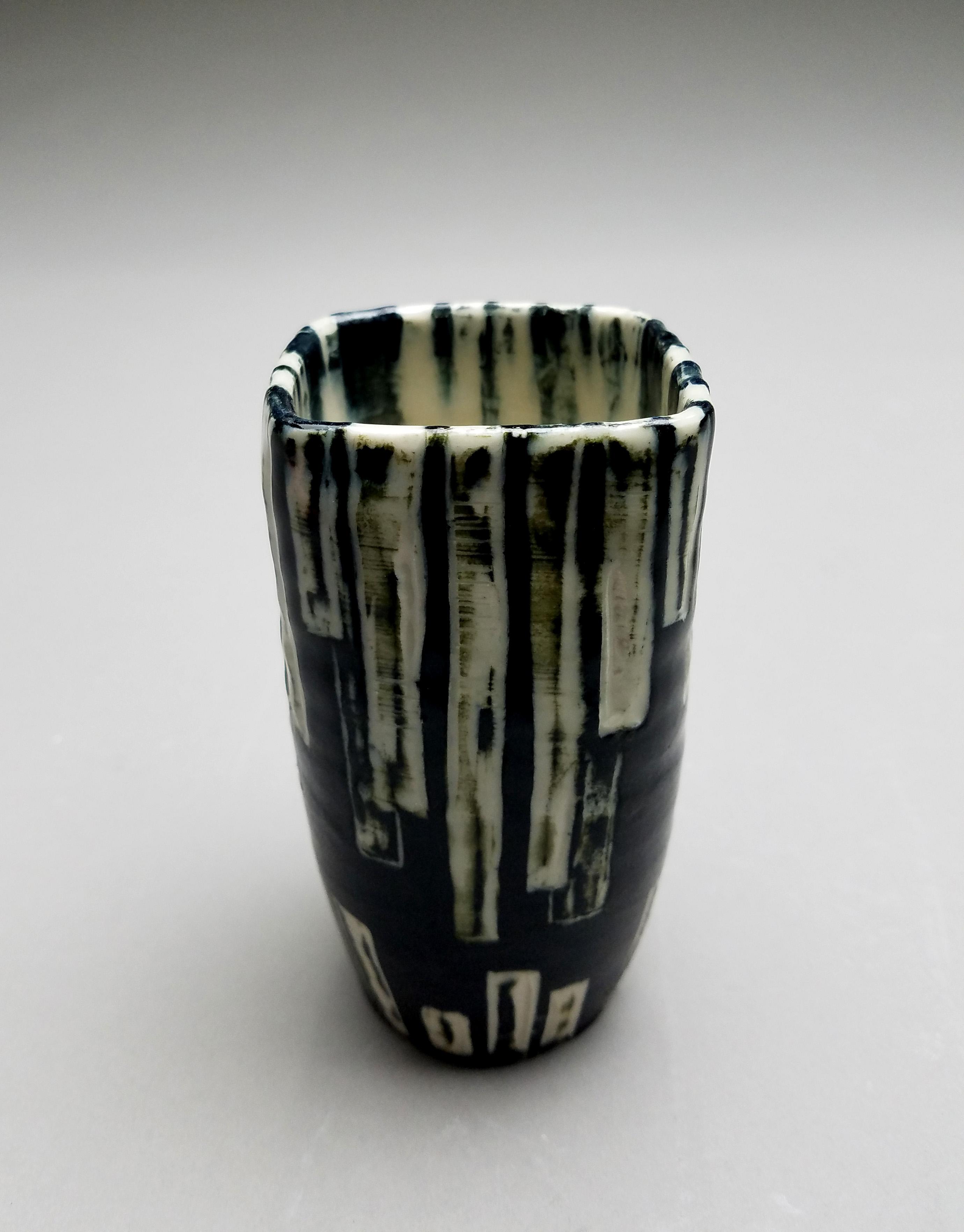 Basalt Column Cup