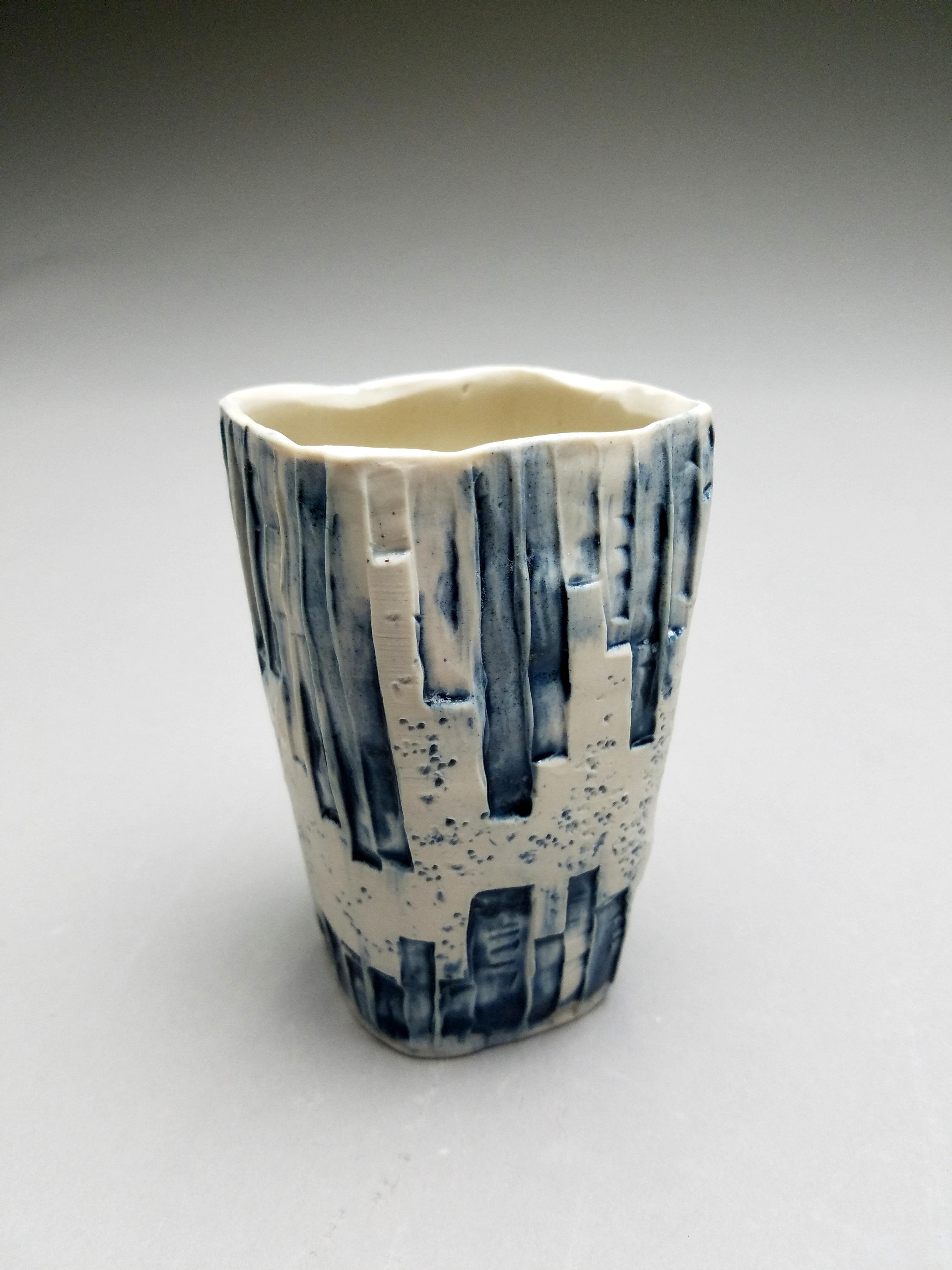 White Basalt Cup