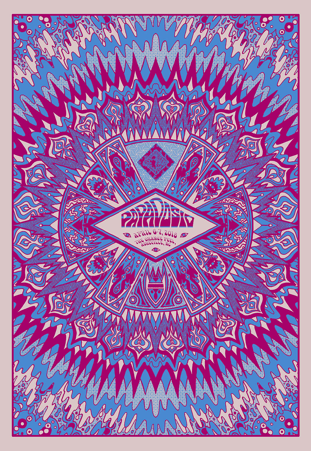 Official Papadosio Poster