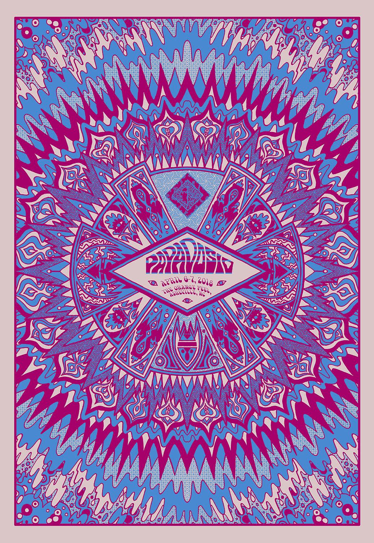 Official Papadosio Poster