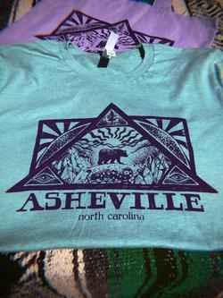Asheville Tee