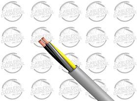 Câble H05VV-F