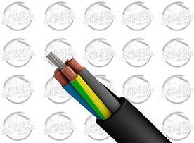 câble industriel souple