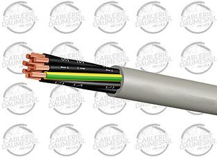 câble YSLCY-JZ _ câblerie daumesnil