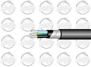cable electrique RVFV Câblerie Daumesnil