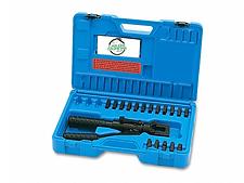 Malette pince hydraulique à sertir Câble