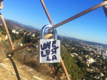Love ❤️ Locks 🔒 LA
