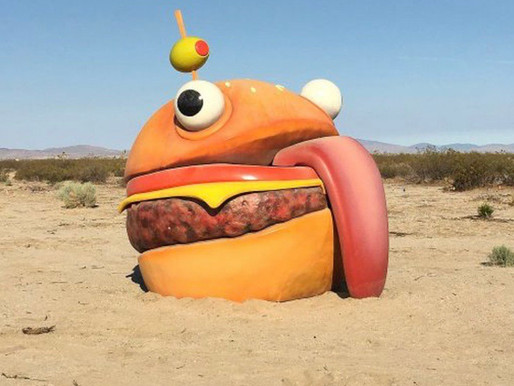 Unsolved Mysteries: Fortnite's Durr Burger, Is it still in California?