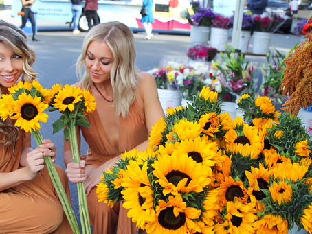 🧡🌻Farm Fresh with Friendly Vibes on Melrose 🌻🧡
