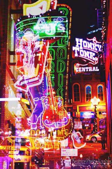 Nashville Night Lights